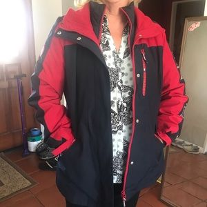 Tommy Hilfiger 3 in 1 all weather jacket